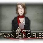 Cate West, The Vanishing Files
