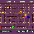 Math Man, Belajar Berhitung di Labirin Hantu