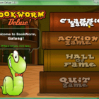 Bookworm Deluxe, Permainan menyusun kata
