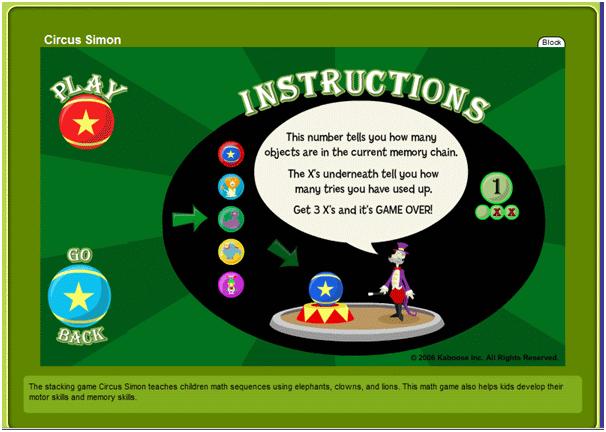 Circus Simon - Instruction 5
