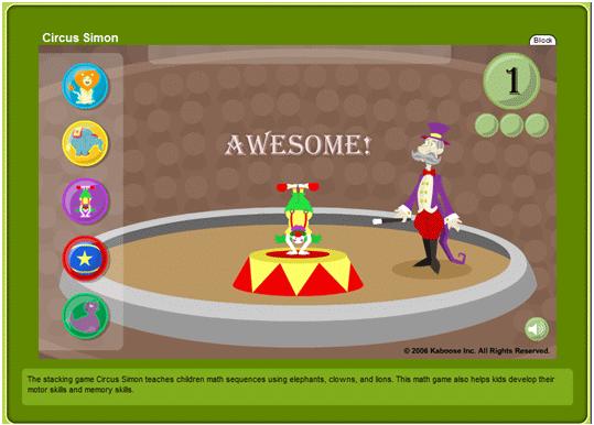 Circus Simon - Screenshot 1