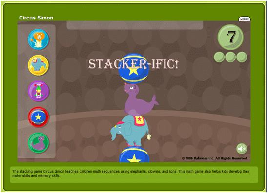 Circus Simon - Screenshot 3