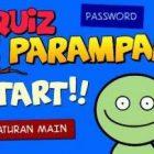 QUIZ PARAMPAA: Game Asah Otak yang Bikin Kecanduan !!