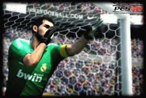 PES 2011 - Casillas