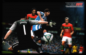 PES 2011 - Goal