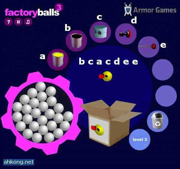 factory ball