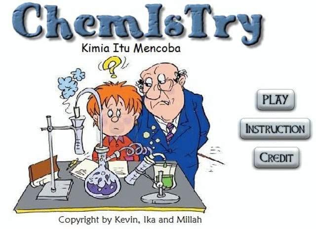 Review Game Belajar Kimia : ChemIsTry - Game EdukasiGame Edukasi