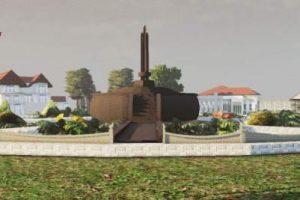 Simulasi Bundaran Tugu Kota Malang