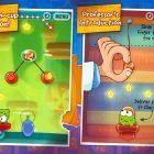 Cut The Rope : Experiment , permainan mengasah otak
