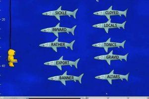Review Game Typer Shark Deluxe