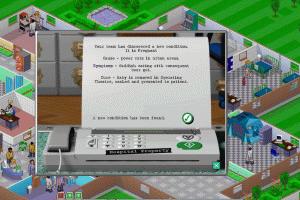 Game Simulasi Rumah Sakit : Theme Hospital