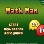 Review Game : Math Man