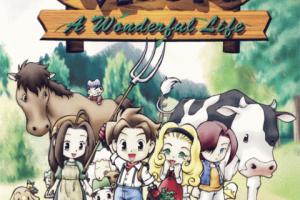 Review Aspek Realitas Virtual — Harvest Moon: A Wonderful Life —