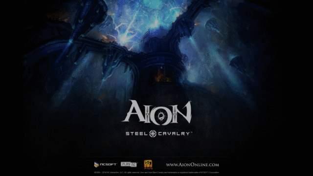Aion Game Logo