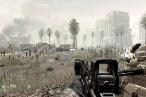 REVIEW OF CALL OF DUTY 4 : MODERN WARFARE SERIES