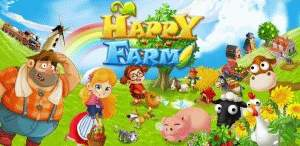 Happy Farm- Candy Day Gameplay