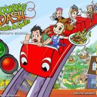 "Review Game : Cooking Dash 3 ""Thrills & Spills"""
