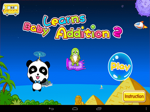 Baby Learns Additions 2