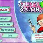 "Review Aspek Realitas Game ""Sally's Salon"""