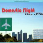 Domestic Flight Plan SIM