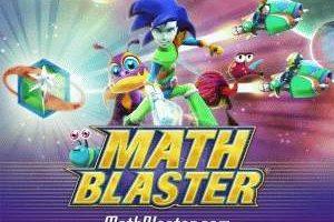 Math Blaster Hyperblast 2