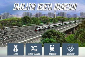 Permainan Simulasi: Simulator Kereta Indonesia