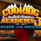 Cooking Academic 3 – Recipe for Success