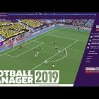 Review Game Footbal Manager 2019