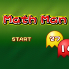 "Review Game ""Math Man"""